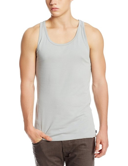 Men's Simon Singlet Cotton Tank Top by Diesel in The Best of Me