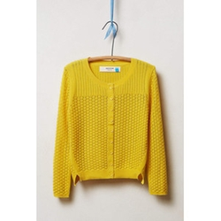 Midi Pointelle Cardigan by Sparrow in Pitch Perfect 2