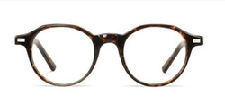 Begley Whiskey Tortoise Glasses by Warby Parker in Her