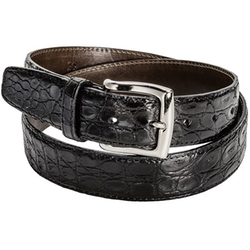 Classic Crocodile Belt by DiStefano in A Good Day to Die Hard