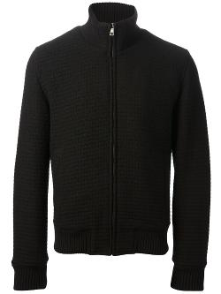 Relief Knit Cardigan by Dolce & Gabbana in The Other Woman