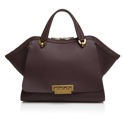 Eartha Iconic Jumbo Double Handle Satchel Bag by Zac Zac Posen in How To Get Away With Murder