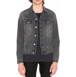 Billy Denim Jacket by Nudie Jeans in The Bachelor