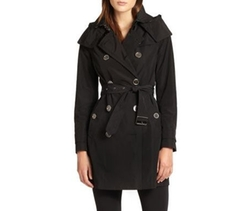Balmoral Trench Coat by Burberry in How To Get Away With Murder