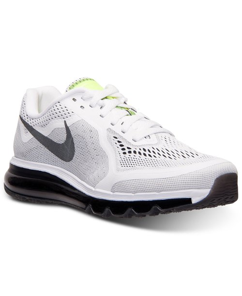 Men's Air Max 2014 Running Sneakers by Nike in Hall Pass