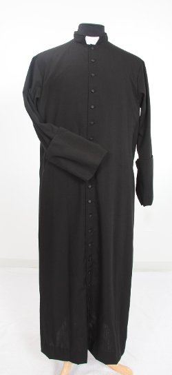 Clergy Cassock by ManoftheCloth in The American