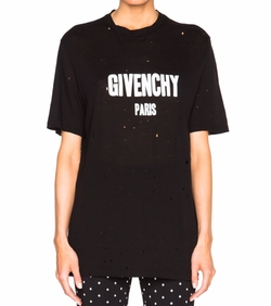 Short Sleeve T-Shirt by Givenchy in Keeping Up With The Kardashians
