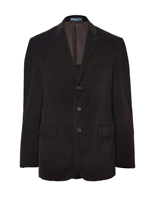 Corduroy Blazer by Ralph Lauren Blue Label in What If