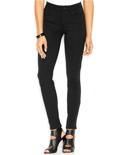 Mid-Rise Ponte-Knit Skinny Pants by Rachel Rachel Roy in The Blacklist