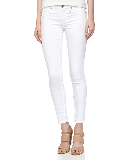 Spring Skinny Ankle Twill Pant by Fade to Blue in Shutter Island