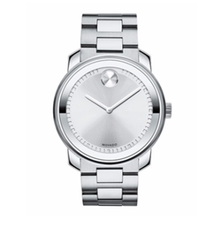 Stainless Steel Watch by Movado Bold in Ballers