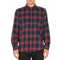 Highland Button Down Shirt by Obey in Modern Family