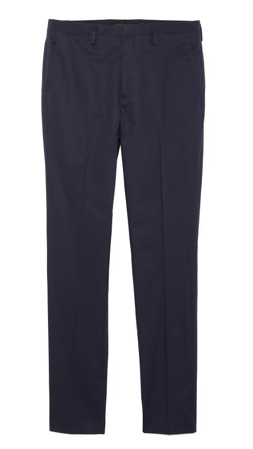 Harvey Twill Suit Pants by Marc Jacobs in Get On Up