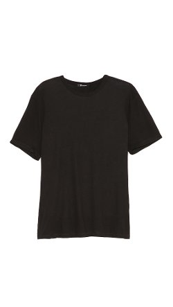 Classic Short Sleeve T-Shirt by T by Alexander Wang in Run All Night