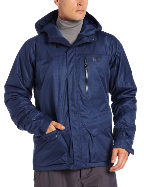 Clandestine Ski and Snowboard Jacket by Helly Hansen in On Her Majesty's Secret Service