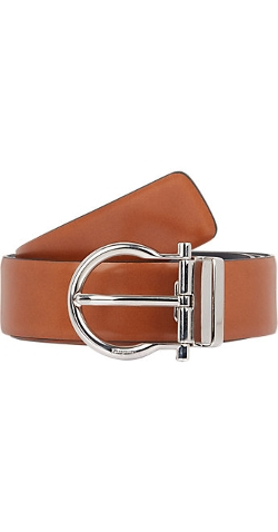Leather Belt by Salvatore Ferragamo in Mission: Impossible - Rogue Nation