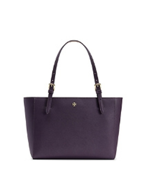 York Small Buckle Tote Bag by Tory Burch in Suits - Season 5 Episode 6