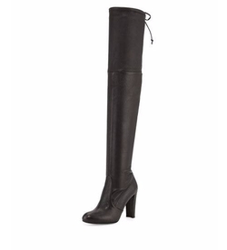 Highland Leather Over-The-Knee Boots by Stuart Weitzman in Keeping Up With The Kardashians