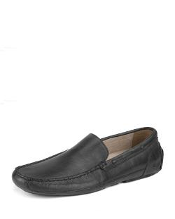 Empire Leather Loafer by Andrew Marc in Prisoners