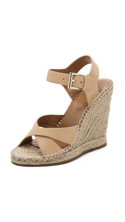 Lena Espadrille Wedges by Joie in Pretty Little Liars