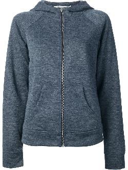 hooded jacket by T BY ALEXANDER WANG in Million Dollar Arm