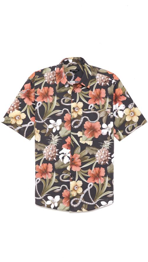 Aloha Cadillac Short Sleeve Shirt by Surface to Air in Dolphin Tale 2