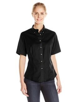 Short Sleeve Work Shirt by Lee in Grease