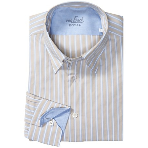 Radici Slim Fit Shirt by Van Laack in The Spy Who Loved Me