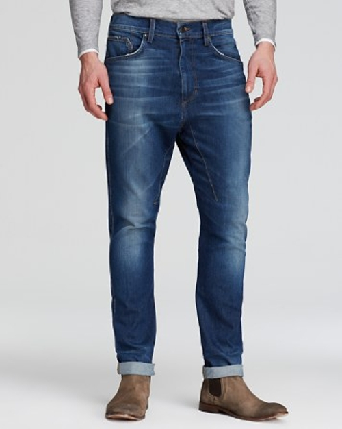 The Original Drop Crotch Straight Fit Jeans by Joe's Jeans in Magic Mike XXL