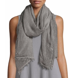 Maltinto Modal/Silk Slub Scarf by Eileen Fisher in How To Get Away With Murder