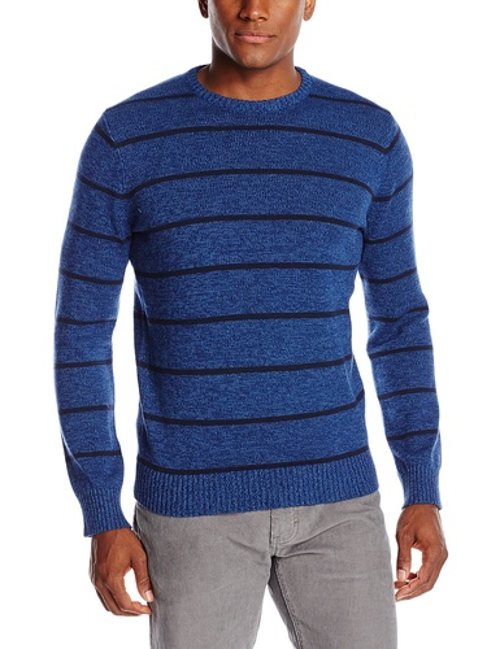 Men's Lockhart Stripe Crew Sweater by Levi's in The Place Beyond The Pines