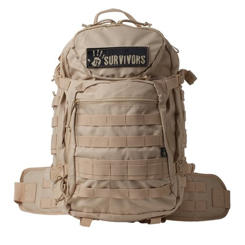 Tactical Backpack, Tan by 12 Survivors in Ballers - Season 1 Episode 5