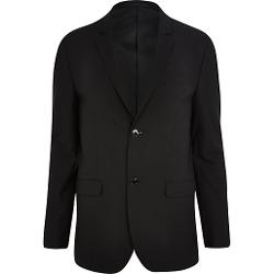 Black Skinny Suit Jacket by River Island in Lee Daniels' The Butler