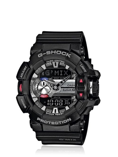 G'Mix Smartphone Digital Watch by G-Shock in Entourage