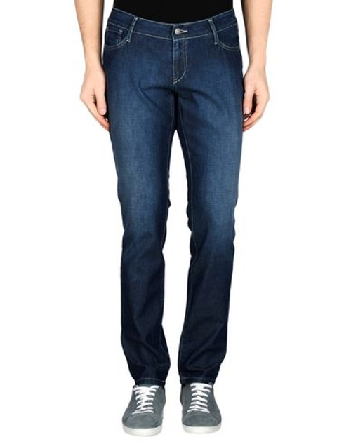 Straight Leg Denim Pants by Richmond Denim in Love & Mercy