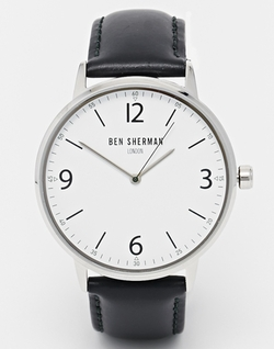 Leather Strap Watch by Ben Sherman in Mamma Mia!