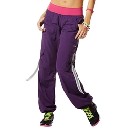 Fitness Women's Craveworthy Cargo Pant by Zumba in Sisters