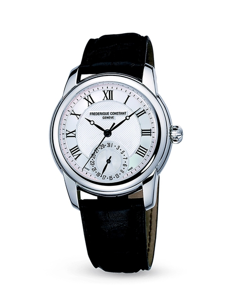 Classic Manufacture Automatic Watch by Frederique Constant in Scandal - Season 5 Episode 2