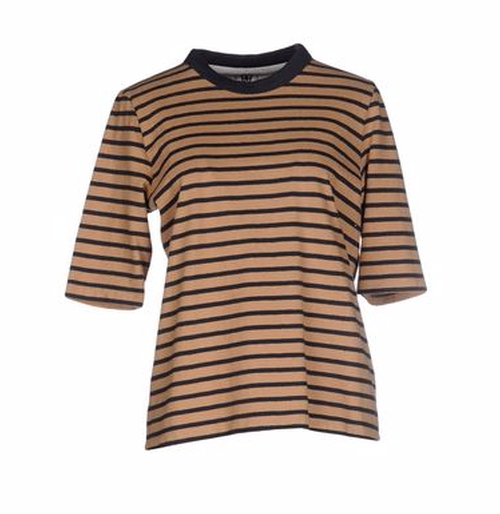 Stripe T-Shirt by Woodwood in Casual - Season 2 Preview