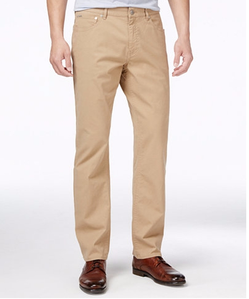 Men's Stretch Twill Pants by Micheal Kors in Keeping Up with the Joneses