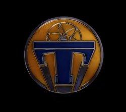 Custom Made Tomorrowland Pin by Disney in Tomorrowland