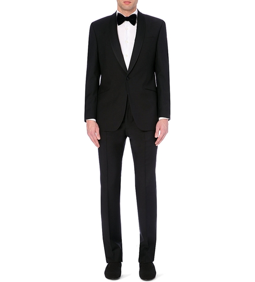 Wool And Mohair-Blend Tuxedo by Richard James in Kevin Hart: What Now?