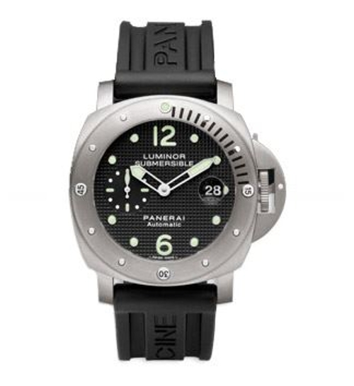Luminor Submersible Divers PAM0025 Watch by Panerai in Fast Five