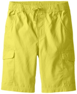 Canvas Shorts by Kidtopia in The Overnight