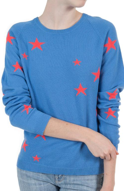 Star Sweater by Chinti and Parker in Laggies