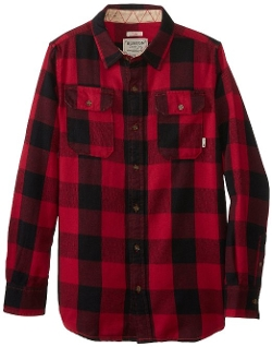 Brighton Woven Shirt by Burton in The Visit