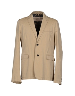 Men's Blazer by Burberry Brit in Black-ish