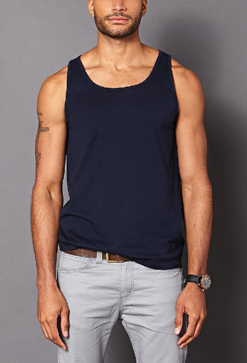 Basic Tank by Forever21 in Brick Mansions