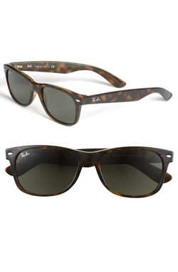 'New Wayfarer' Sunglasses by Ray-Ban in Ballers