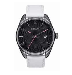 'The Bullet' Leather Strap Watch by Nixon in House of Cards